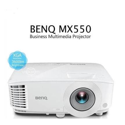 Foto Produk Projector BENQ MX550 3600 lumens Proyektor LED MX 550 Benq dari PojokITcom Pusat IT Comp