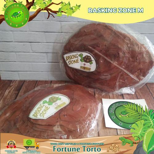 Foto Produk Basking Zone M-tempat berjemur kura kura-tortoise-sulcata-reptile dari Fortune Torto