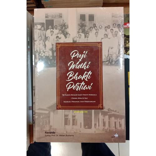 Foto Produk PUJI WIDHI BHAKTI PERTIWI - 90 TAHUN RUMAH SAKIT PANTI NIRMALA dari Anelinda Buku Koleksi