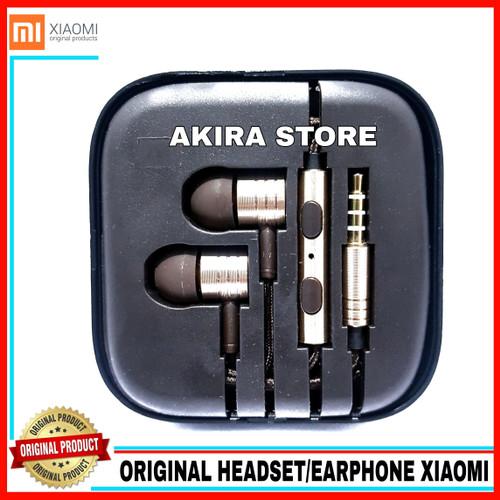 Foto Produk Headset Xiaomi MI Piston 3 ORIGINAL Stereo Super Bass dari Akira  Store