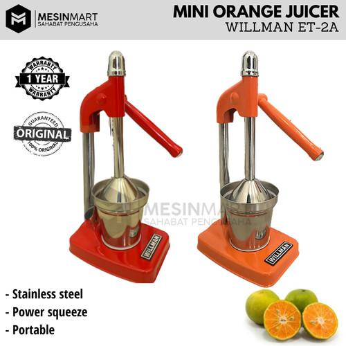 Foto Produk Orange Juicer/ Alat Peras Jeruk WILLMAN dari MesinMart