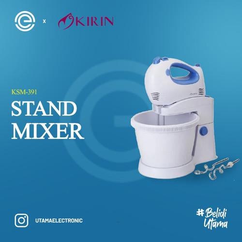 Foto Produk KIRIN Stand Mixer KSM-391 dari UTAMA_ELECTRONIC