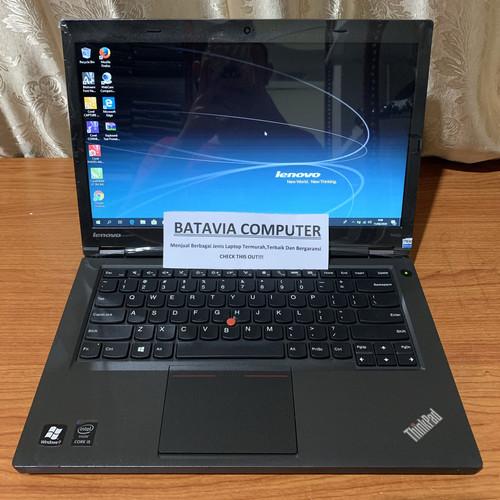 Foto Produk Laptop Lenovo T440p Core i5 - RAM 8GB - HDD 500GB - Super murah dari Debby Batavia Computer