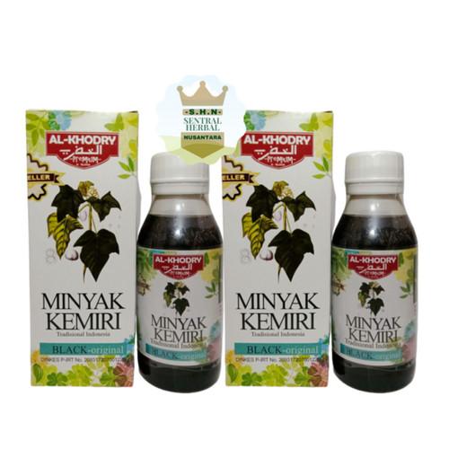 Jual Minyak Kemiri Al Khodry Penumbuh Rambut Isi 2 Botol 125ml Kota Bekasi Sentral Herbal Nusantara Tokopedia