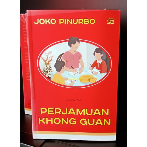Foto Produk PERJAMUAN KHONG GUAN - KUMPULAN PUISI KARYA JOKO PINURBO dari Anelinda Buku Koleksi