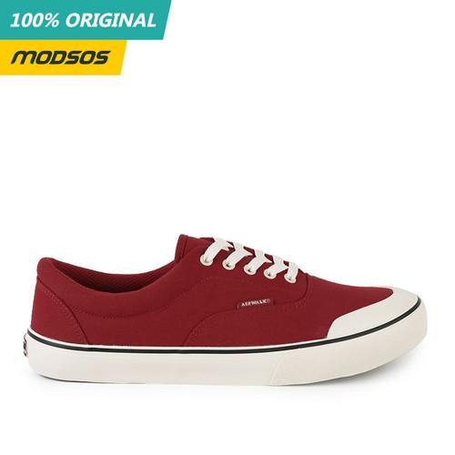 Foto Produk Sepatu Sneakers Pria Airwalk Meven Red Original dari Modsos