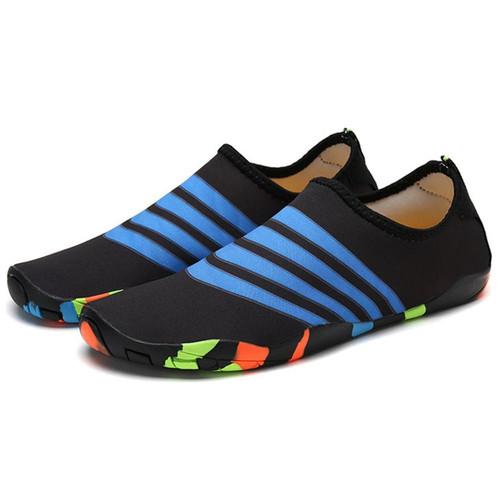 Foto Produk STOUREG Sepatu Pantai Olahraga Air - Black/Blue - 40 dari ellen olshop