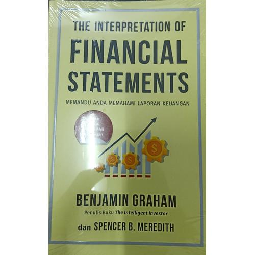 Foto Produk THE INTERPRETATION OF FINANCIAL STATEMENTS -UR dari Toko Buku Uranus