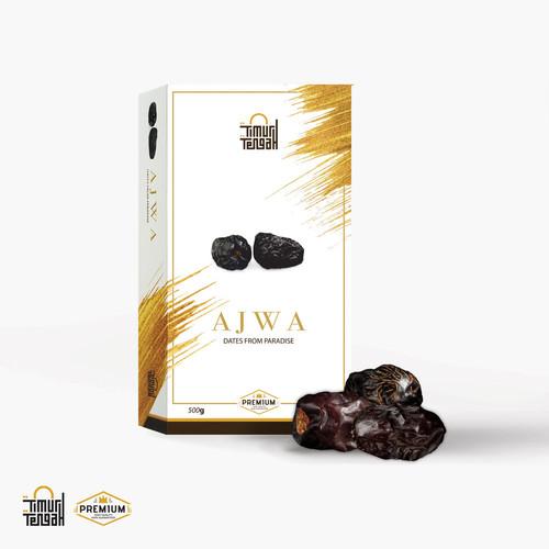 Foto Produk Kurma Ajwa Premium Timur Tengah Kurma Nabi Asli Madinah High Quality dari Timur Tengah Indonesia