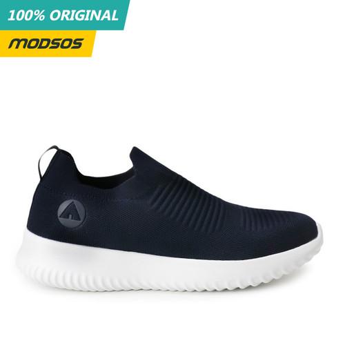 Foto Produk Sepatu Sneakers Pria Airwalk Mea Navy Original dari Modsos