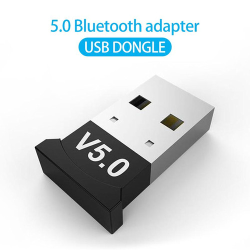 Foto Produk USB Bluetooth Dongle 5.0 V5.0 Dongle Mini Usb With Driver dari PojokITcom Pusat IT Comp