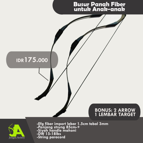 Foto Produk Busur Panah Fiber untuk Anak-anak SUPER MURAH MERIAH dari JuraganArchery