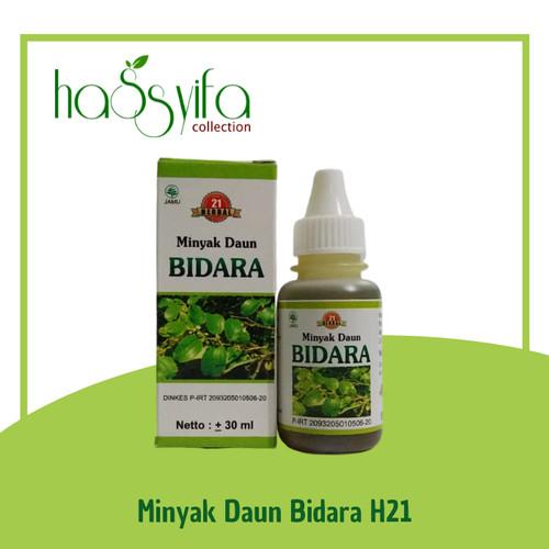 Foto Produk Minyak Daun Bidara 30ml / Herba 21 dari Hassyifa collection