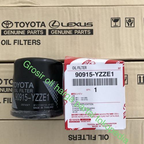 Foto Produk Filter oli oil filter yaris vios great corolla limo soluna starlet dari grosir oli harga partai