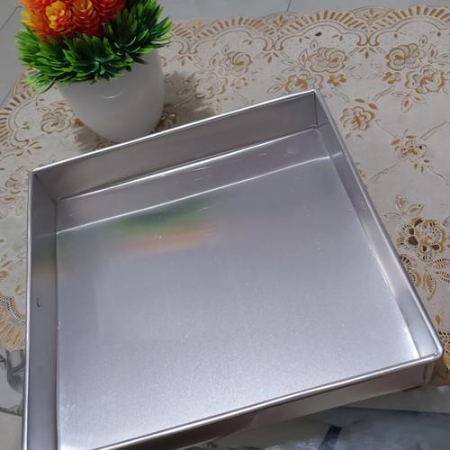 Foto Produk loyang bolu gulung/rollcake 30×25×4 dari Loyang Rizqi Jaya