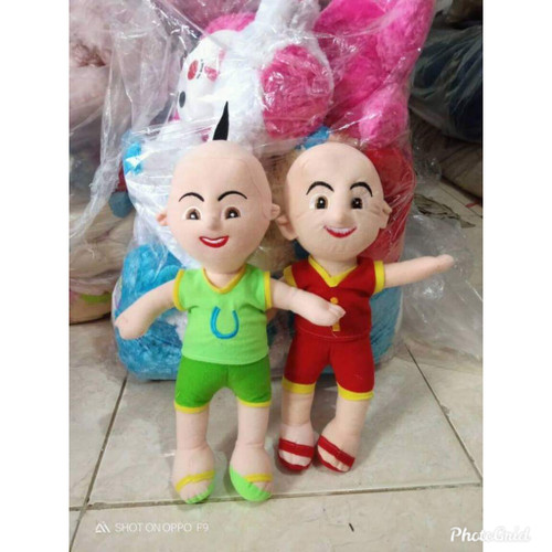 Foto Produk Boneka Upin Ipin M dari April Toys