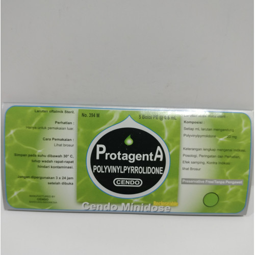 Foto Produk cendo protagenta minidose 6 ml dari TOKO-CuexXx