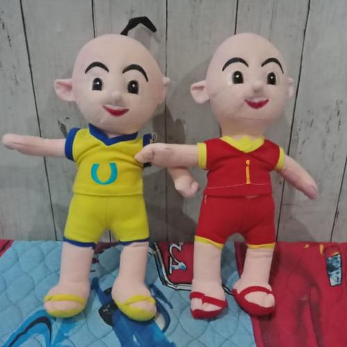 Foto Produk Boneka Upin Ipin Sepasang dari Toko Boneka Erland 03