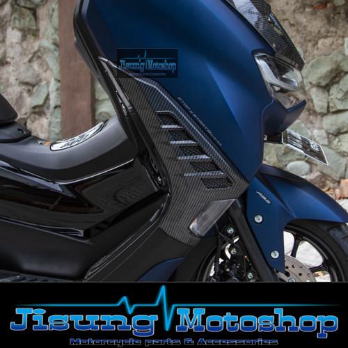 Foto Produk Cover Tutup Lampu Sen Sein Depan All New Nmax 2020 Carbon NEMO dari Jisung Motoshop