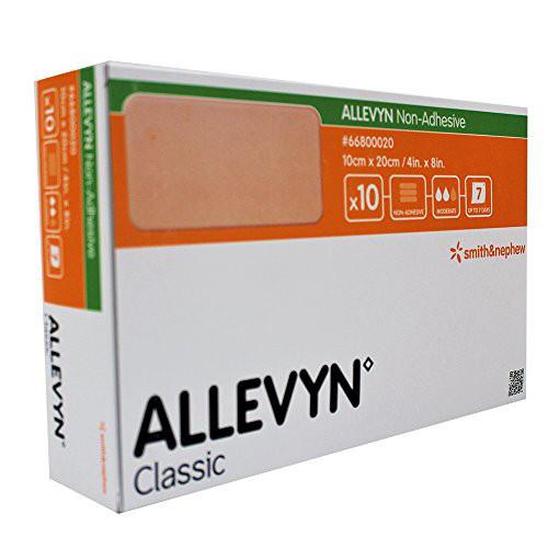 Foto Produk ALLEVYN NON ADHESIVE 10CM X 20CM FOAM DRESSING PENUTUP LUKA dari MEDICAL STORE BANDUNG