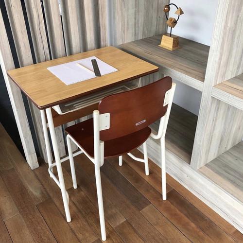 Foto Produk Meja Kursi Belajar Chitose Echool JP 4,5,6 dari HMC