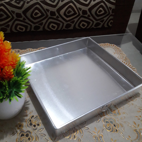 Foto Produk loyang lapis surabaya 22×22×4 dari Loyang Rizqi Jaya