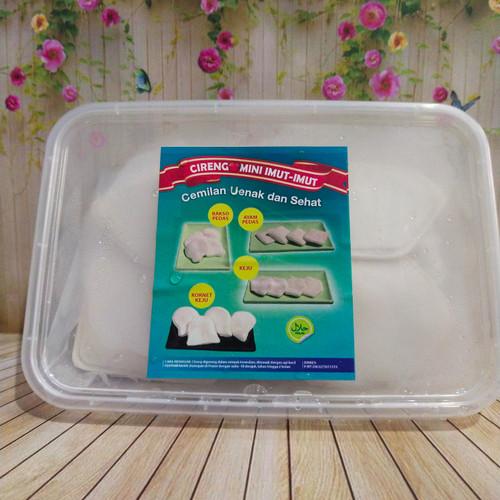 Foto Produk cireng mini isi khas bandung dari HS by Hansu