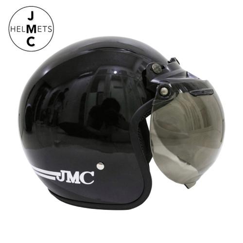 Foto Produk Helm Bogo Retro Dewasa JMC List Vintage SNI dari JMC Helmet