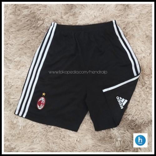 Foto Produk Celana AC Milan Away Hitam dari hendralp