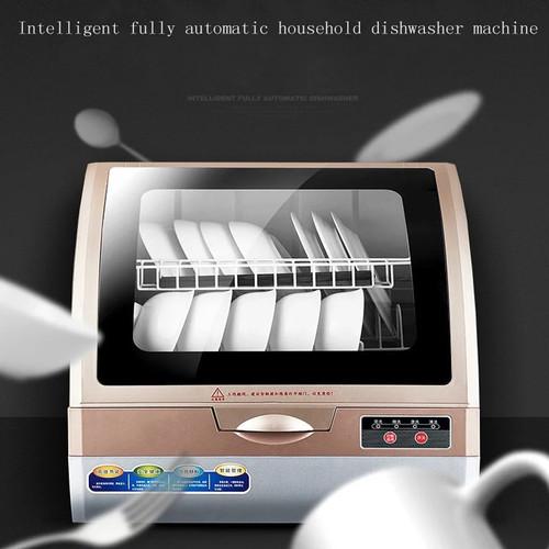 Jual Automatic Mini Portable Dishwasher Mesin Cuci Piring Otomatis Portable Kota Tangerang E Sources Tokopedia