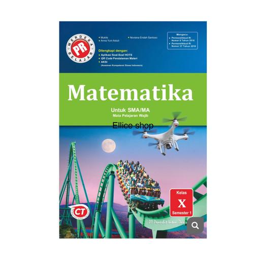 Foto Produk Buku PR/ LKS Matematika Wajib kelas 10 tahun 2020 dari Ellice Shop
