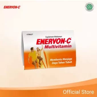 Foto Produk ENERVON C 4's dari medikaApt