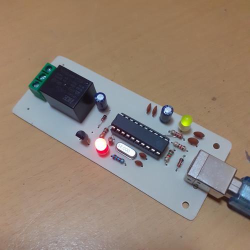 Foto Produk USB-1REL (Tanpa Kabel) dari USBINOV