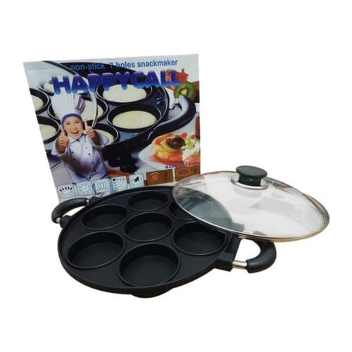 Foto Produk Happycall Cetakan Martabak Mini / Dorayaki 7 lubang dari Masak-Masak