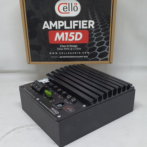 Foto Produk Power Amplifier Monoblock CELLO M15D Class D 350W RMS @ 2 Ohm dari SinarAbadi