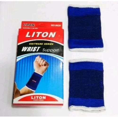 Foto Produk Deker Tangan Liton Wrist Support / Deker Pelindung Pergelangan Tangan dari AnerStore
