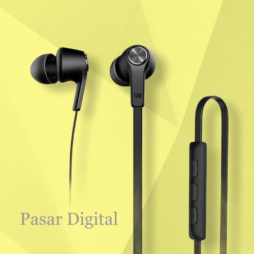 Foto Produk Handsfree Headset Earphone Xiaomi Piston 3 Youth Original dari Pasar Digital