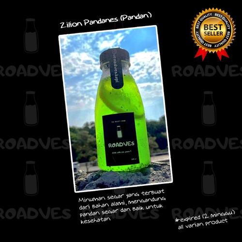 Foto Produk ROADVES ZILION PANDANES | MINUMAN SEGAR EKSTRAK PANDAN |MINUMAN ONLINE dari dailyfruits