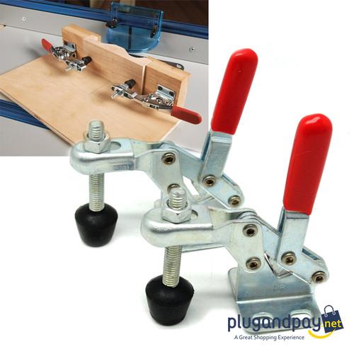 Foto Produk Vertical Hold Down Handle Clamp Holder dari plugandpay