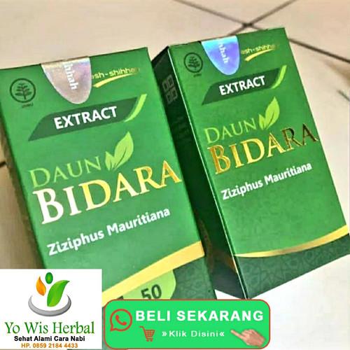 Foto Produk Kapsul Daun Bidara/Herbal Terapi Ruqyah - 50 Kapsul dari Yo Wis Herbal
