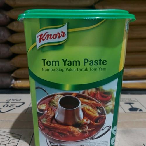 Jual Knorr Tom Yam Paste 1 5kg Bumbu Tom Yam Siap Pakai 1 5kg Jakarta Timur Atoz Ingredients Tokopedia