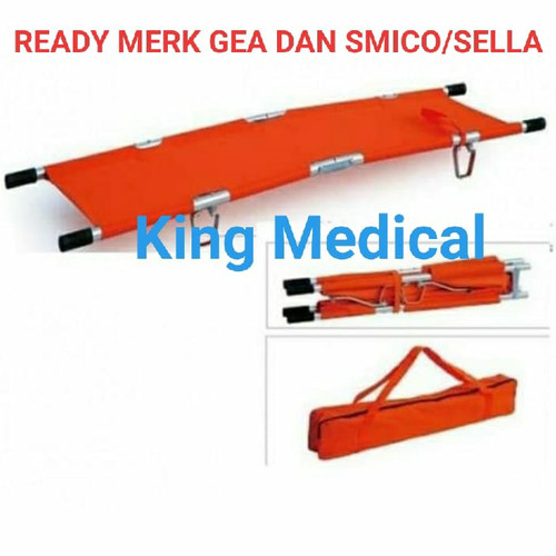 Foto Produk Tandu Lipat 2 GEA/Sella - Sella dari King Medical