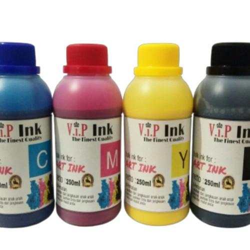 Foto Produk Tinta Art Paper Epson 250ml Vip Ink Best Quality Grade A Korea - Hitam dari Mitraink