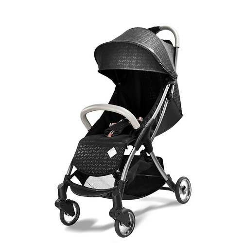 Foto Produk Babycare Easy Stroller / Stroller Lipat Otomatis - Hitam dari Babycare Official