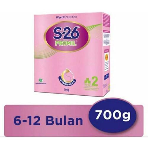 Foto Produk PROMIL REGULER TAHAP 2 700G dari SusuMurahOnline.com