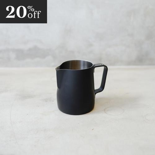 Foto Produk Expat. Roasters Black Enamel Milk Jug 300ML dari Expat. Roasters