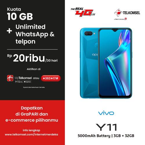 Foto Produk Paket Internet Merdeka - VIVO Y11 dari Telkomsel
