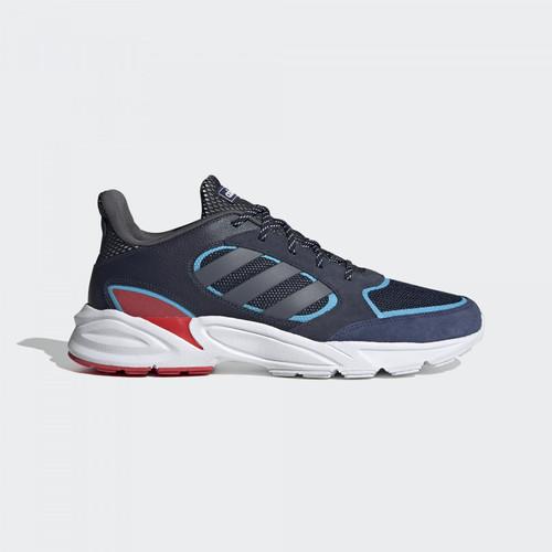 Foto Produk ADIDAS 90s VALASION - BLUE/WHITE/GREY - 8.5 dari Nelsons Footwear