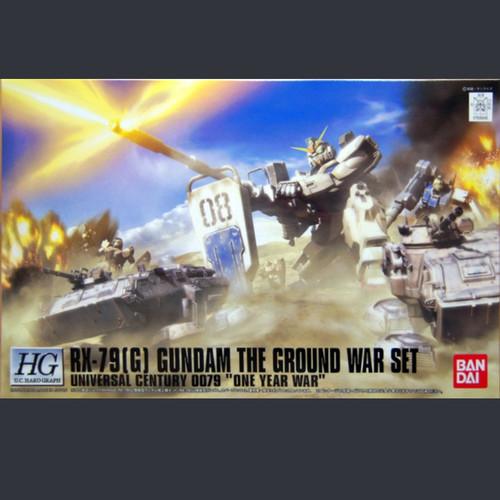 Foto Produk HGUC HG 1/144 RX-79(G) Gundam The Ground War Set dari Charu Toys
