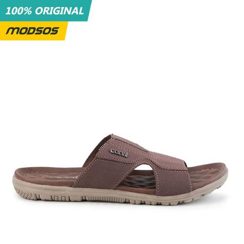 Foto Produk Sandal Slide Pria Carvil 296 Original dari Modsos